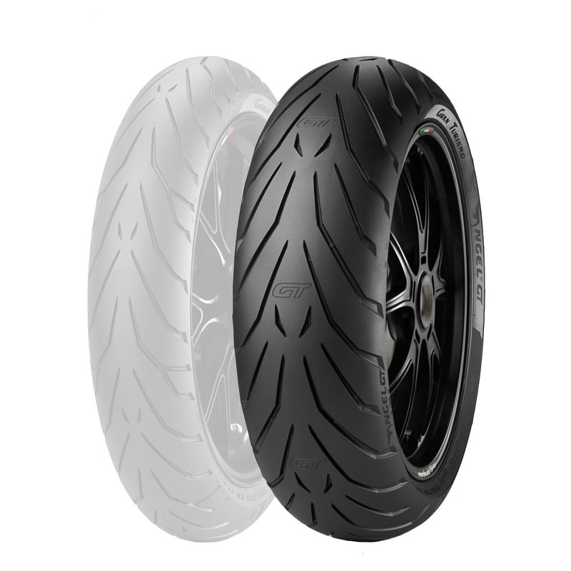 Pneumatique Pirelli ANGEL GT TYPE A 180/55 ZR 17 (73W) TL SPECIAL MOTOS LOURDES