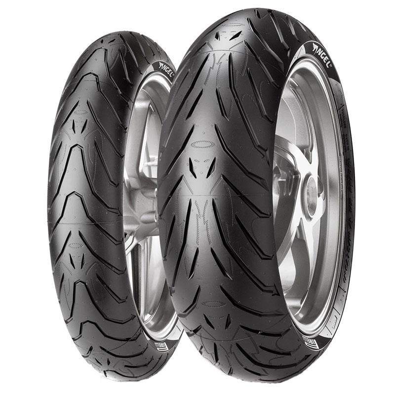Pneumatique Pirelli ANGEL ST TYPE A 120/70 ZR 17 (58W) TL SPECIAL KAWASAKI 1400 GTR