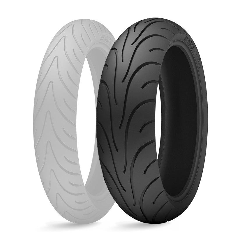 Pneumatique Michelin PILOT ROAD 2 190/50 ZR 17 (73W)