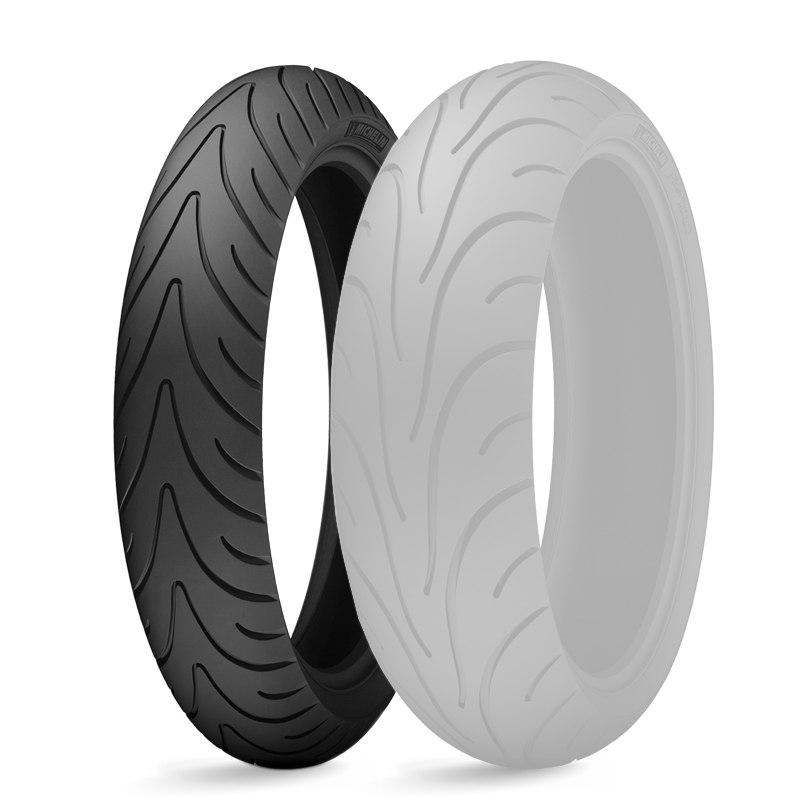 Pneumatique Michelin PILOT ROAD 2 120/70 ZR 17 (58W)