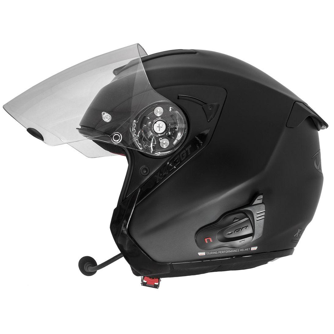 casque moto bluetooth integre nolan