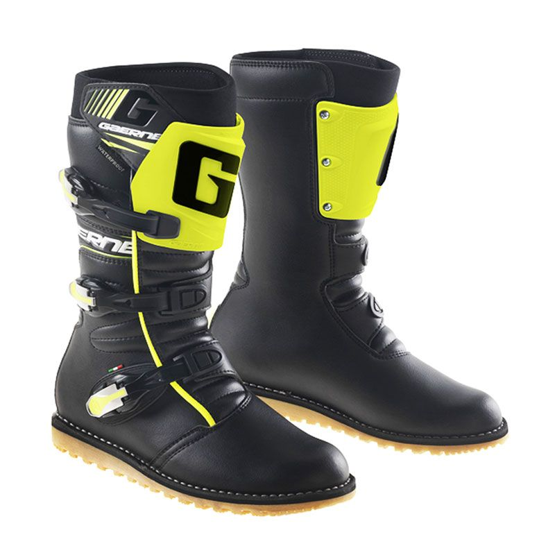 Bottes Cross Gaerne Balance Classic Aquatech Yellow