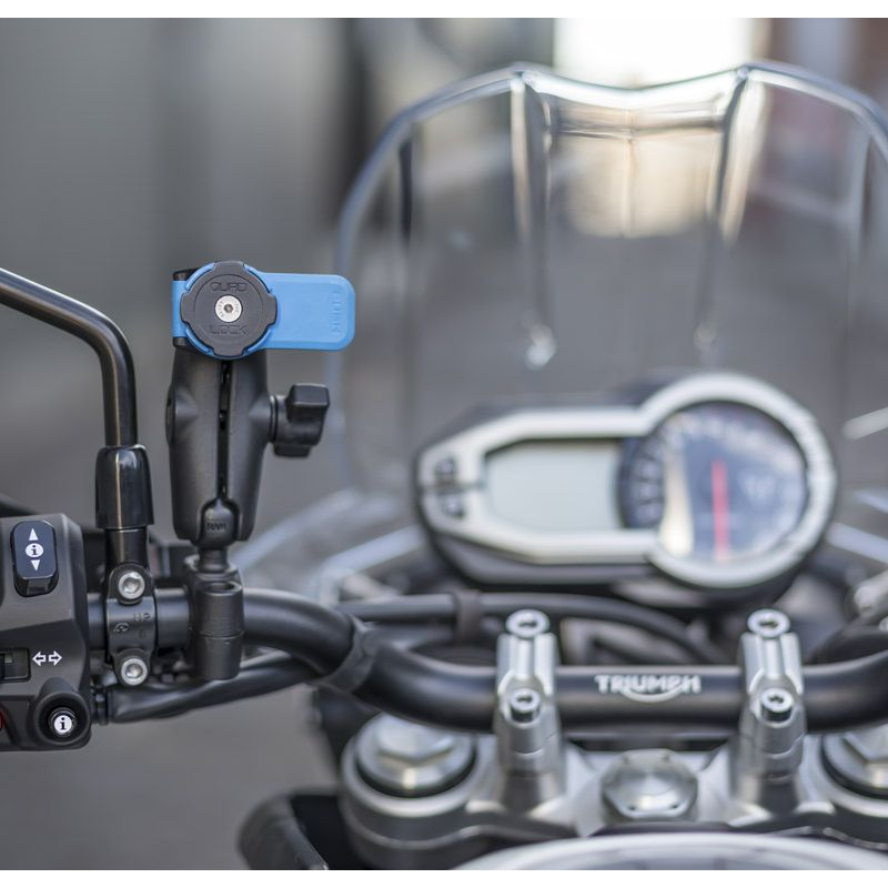 Support de guidon Quad Lock Ball Ram Mount 1
