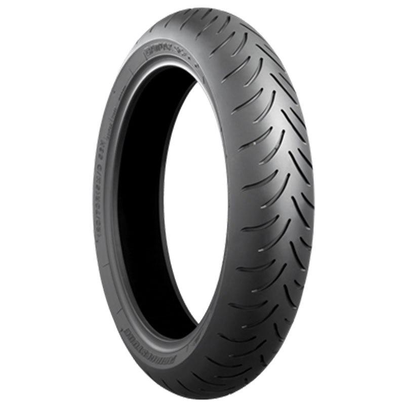 Pneu Bridgestone Battlax Sc 110/90 - 12 (64l) Tl