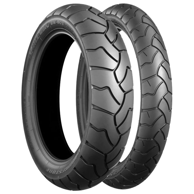 Pneu Bridgestone Battle Wing Bw 502 160/60 Zr 17 (69w) Tl