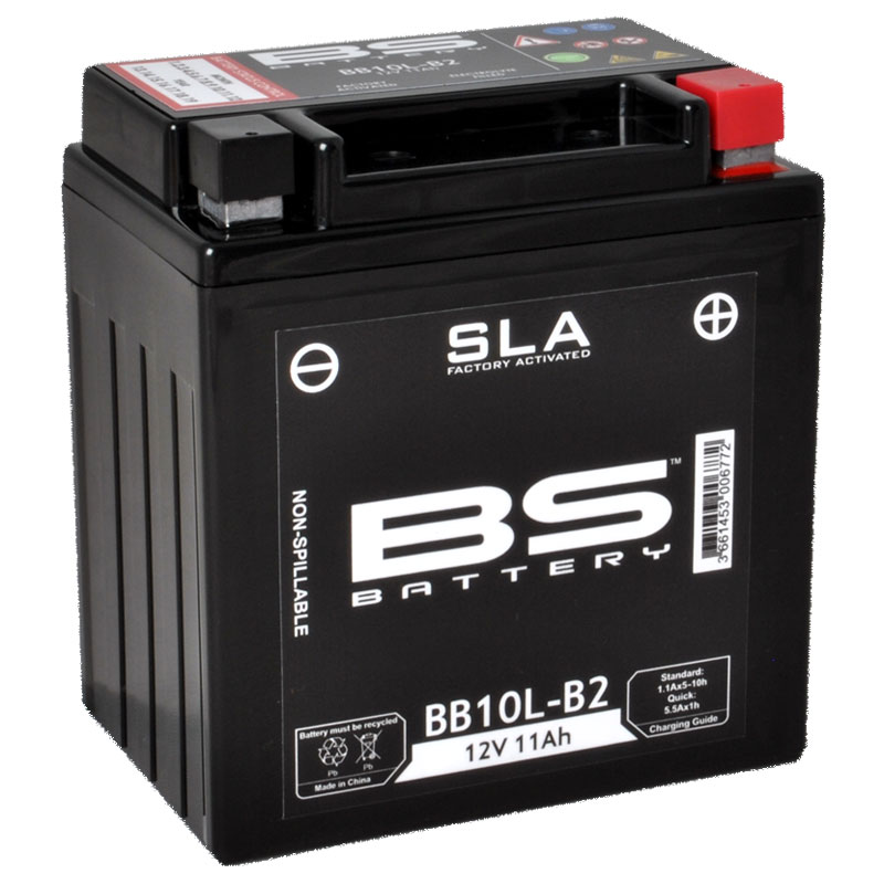Batterie Bs Battery Sla Yb10l-b2
