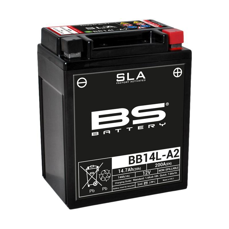 batterie lithium-ion ? Bb14l-a2