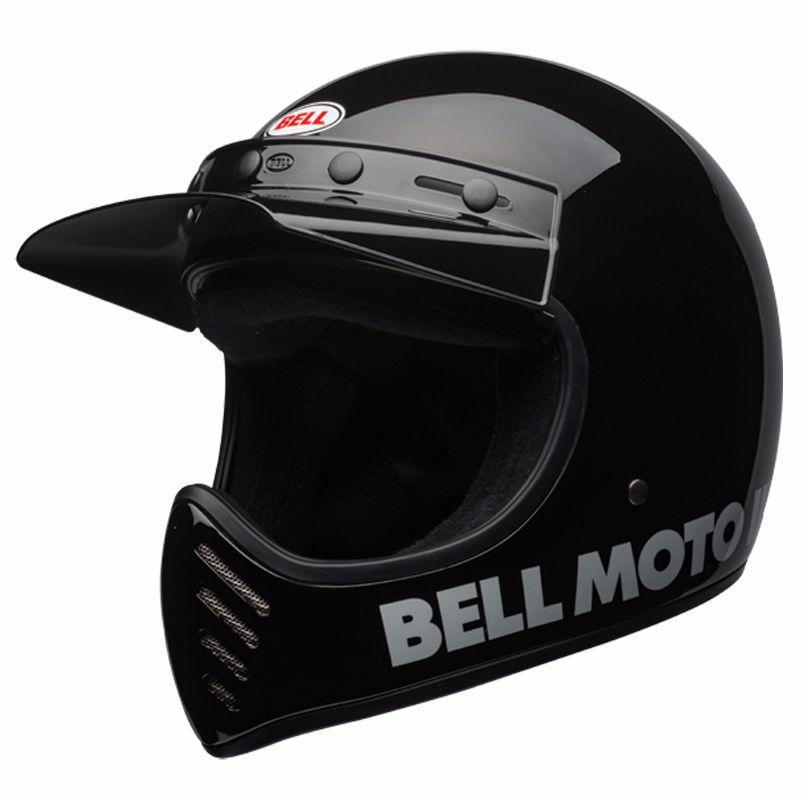 Casque Bell Moto-3 - Classic