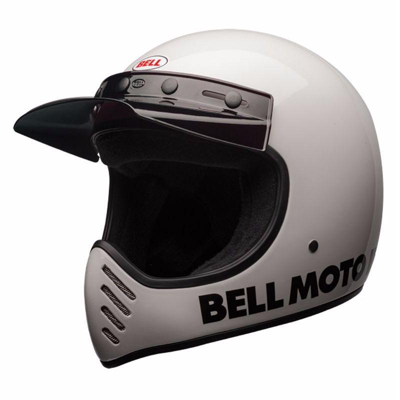 Casque moto 3 en 1