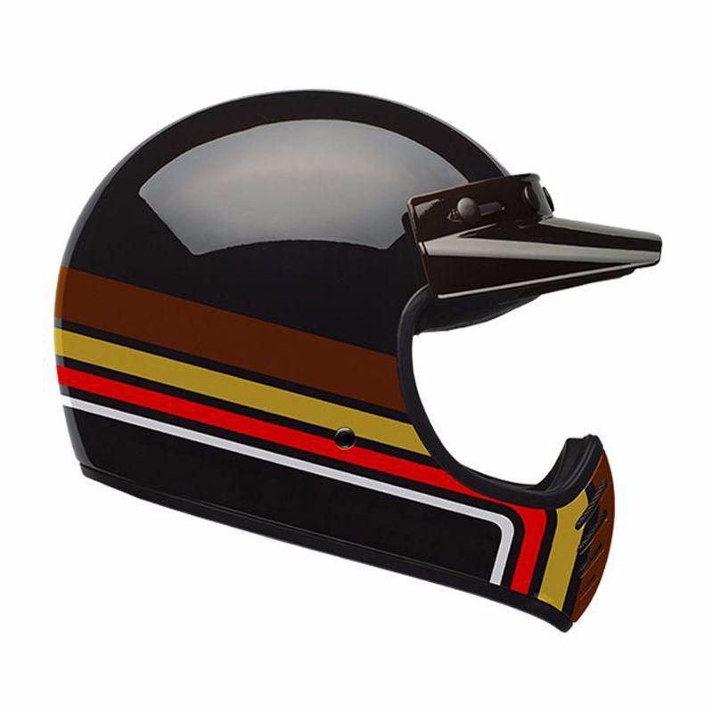 Casque Bell Moto-3 - Stripes