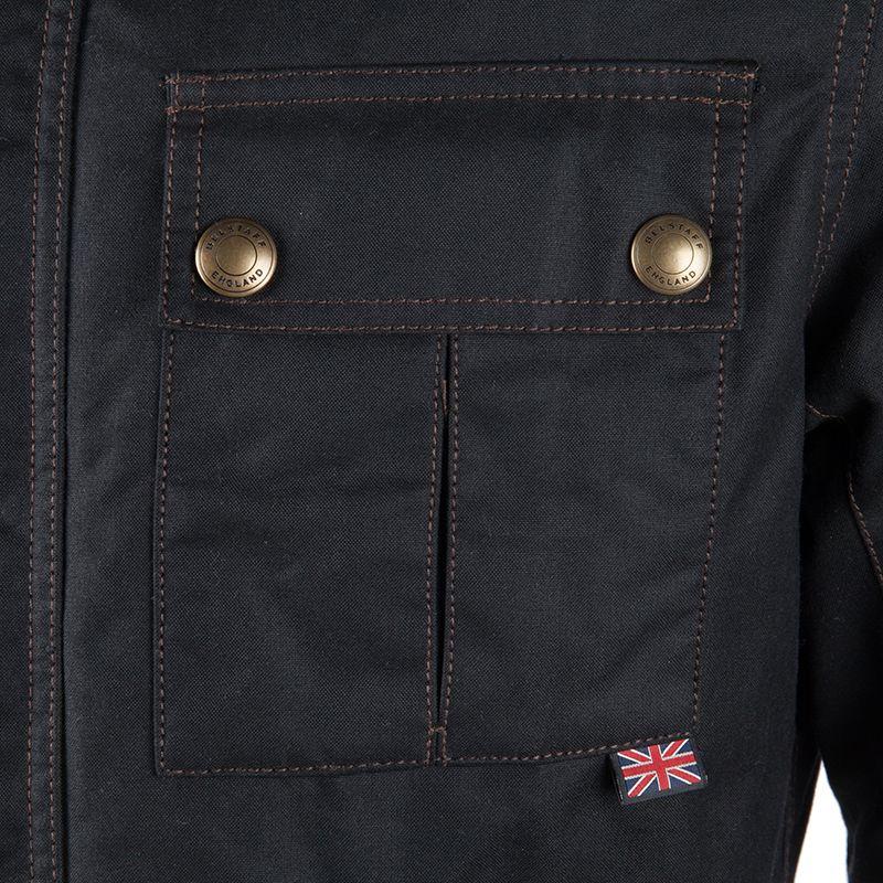 501f5d95daf Blouson Belstaff BROOKLANDS (textile) - Blouson et veste - Motoblouz.com