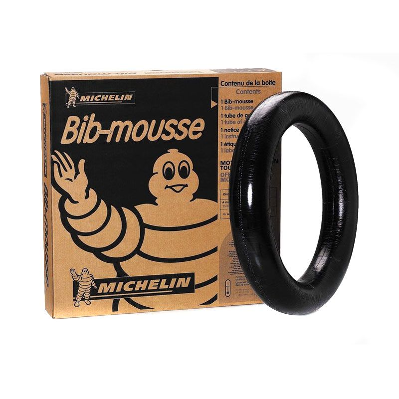 Bib Mousse Michelin M18 120/90 -18