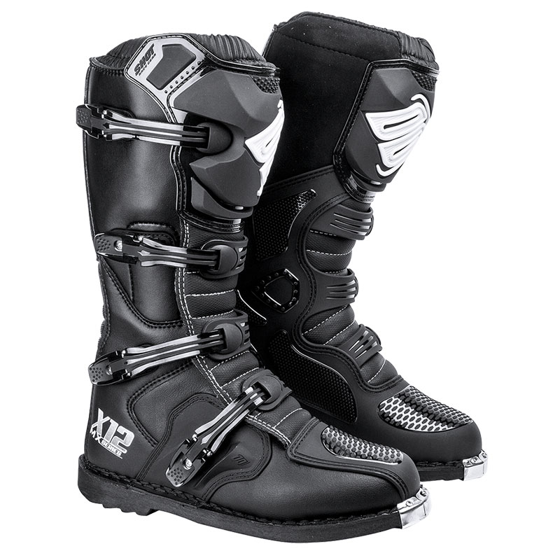 bottes moto enduro alpinestars. Black Bedroom Furniture Sets. Home Design Ideas