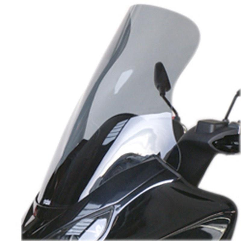 Bulle Bullster Haute Protection Fume Gris +63cm