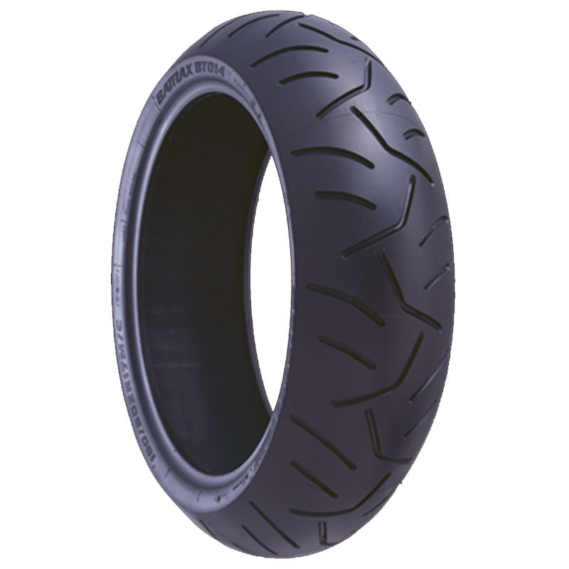 Pneu Bridgestone Battlax Bt 014 200/50 Zr 17 (75w) Tl
