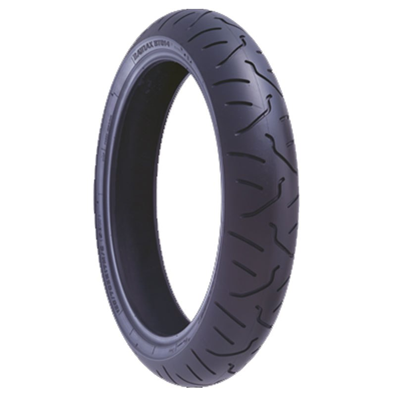 Pneu Bridgestone Battlax Bt 014 120/70 Zr 17 Tl