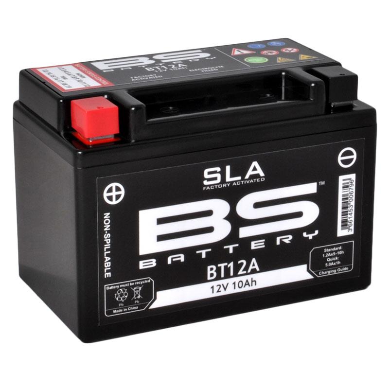 Batterie BS Battery SLA YT12A-BS