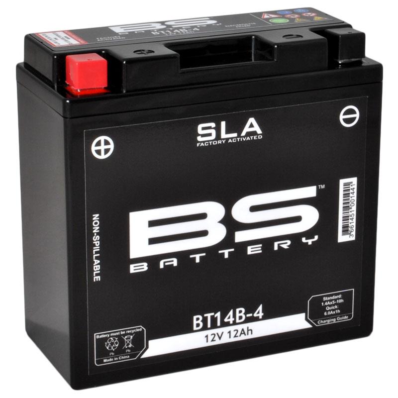 Batterie BS Battery SLA YT14B-4