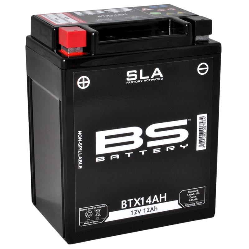 Batterie BS Battery SLA YTX14AH