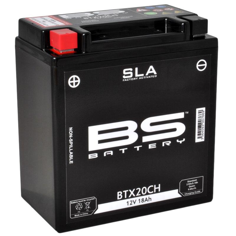 Batterie Bs Battery Sla Ytx20ch-bs