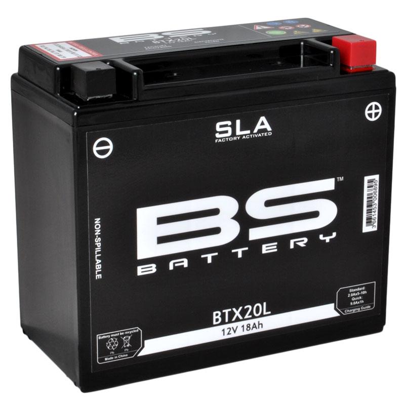 Batterie BS Battery SLA YTX20L-BS