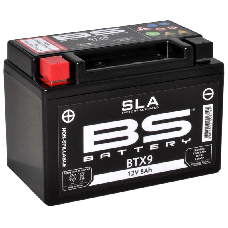 Batterie BS Battery SLA YTX9-BS