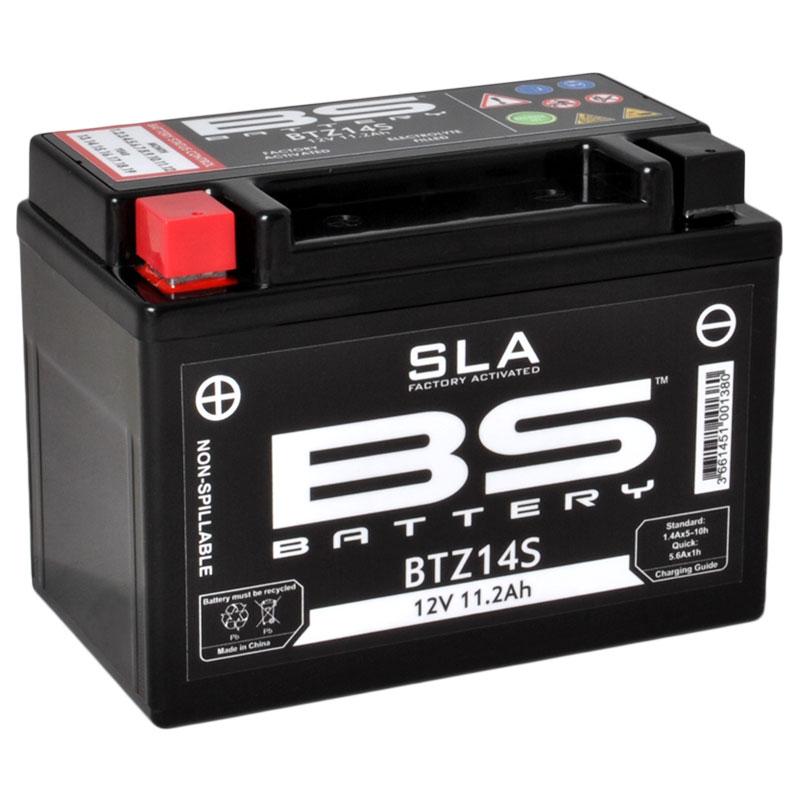 Batterie BS Battery SLA YTZ14S