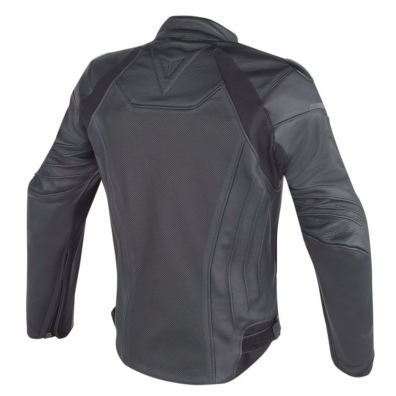 Blouson Dainese FIGHTER LEATHER PERFORATED