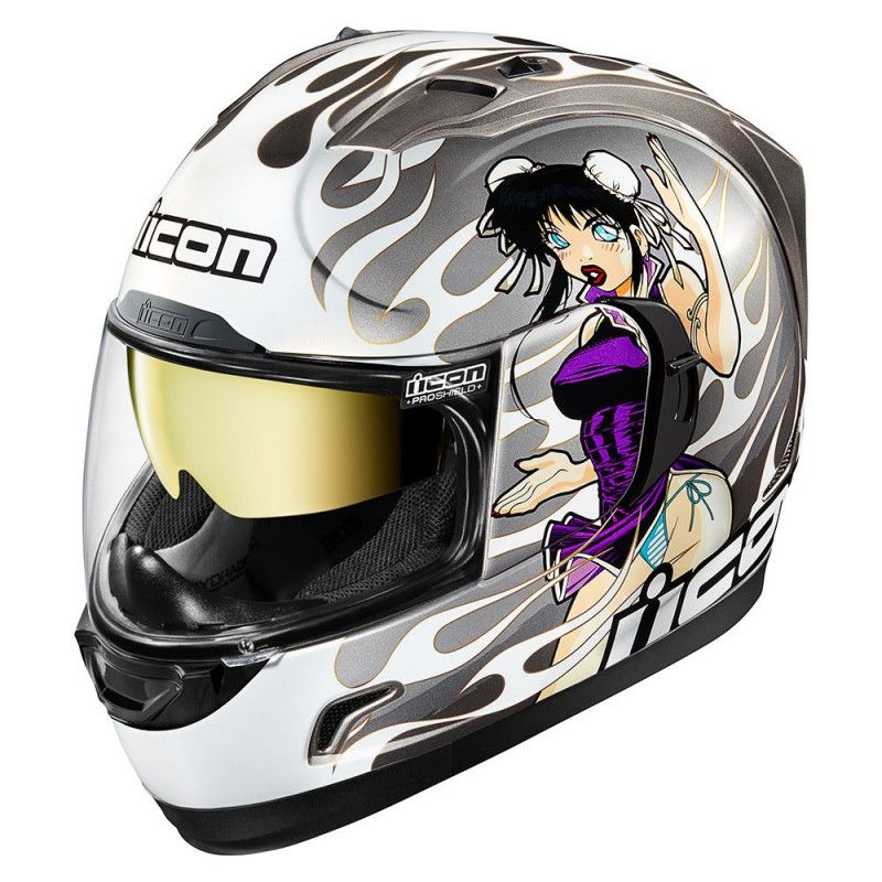 Casque Icon ALLIANCE GT - DL18