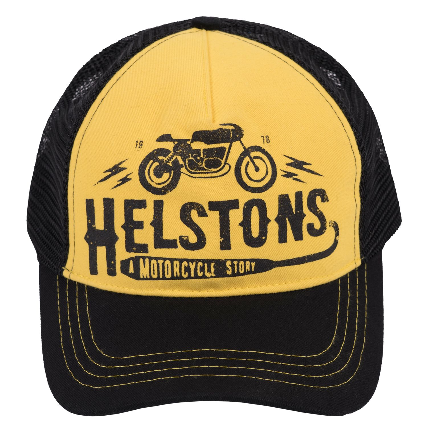 Casquette Helstons CAFE RACER