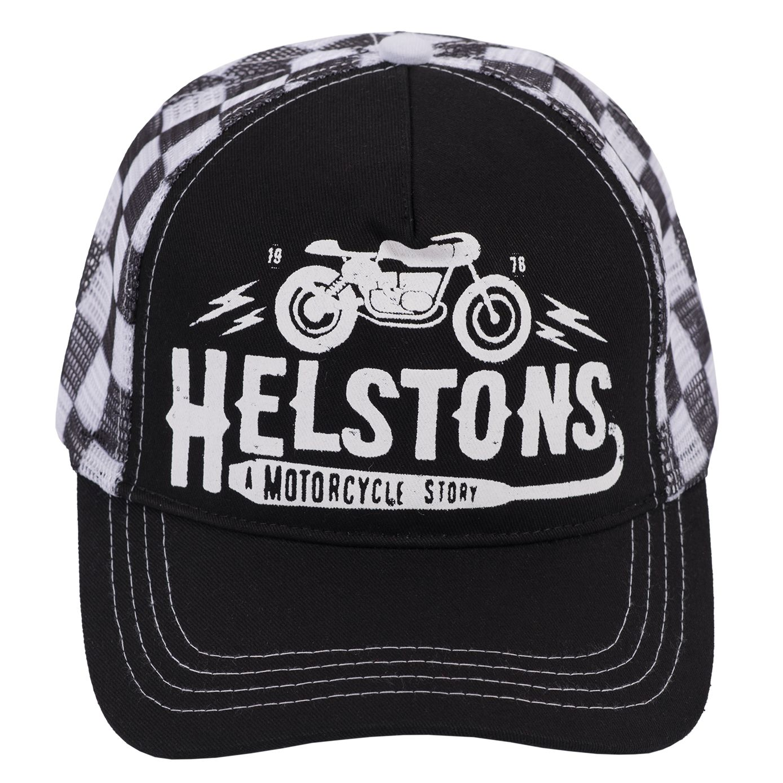 Casquette Helstons Cafe Racer