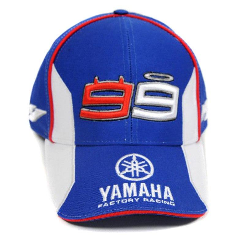 nouveau style 7ccbd fe919 Casquette Lorenzo YAMAHA ADULTE