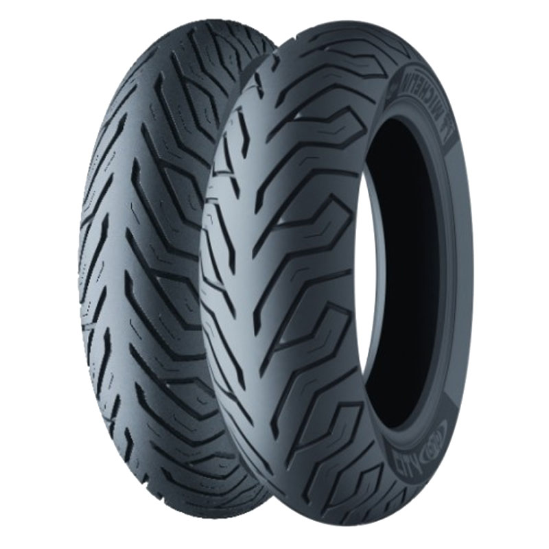Pneumatique Michelin CITY GRIP 120/70 -16 (57P) TL