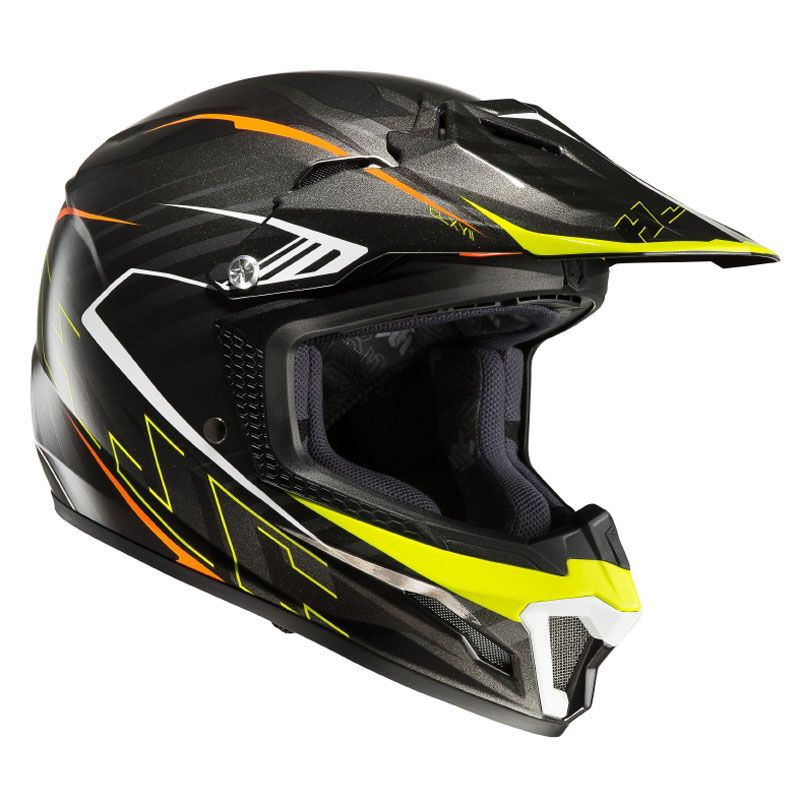 Casque Cross Hjc Cl Xy Ii -blaze (enfants)