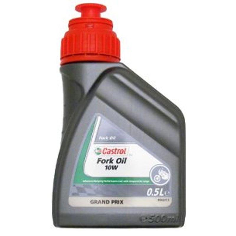 Huile De Fourche Castrol Fork Oil 10 W 500 Ml