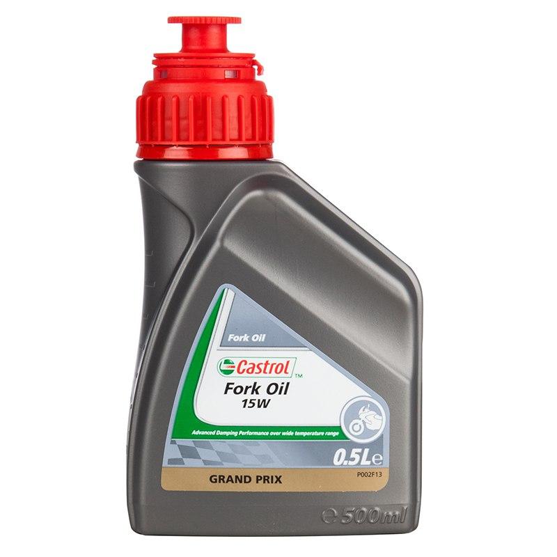 Huile De Fourche Castrol Fork Oil 15 W 500 Ml