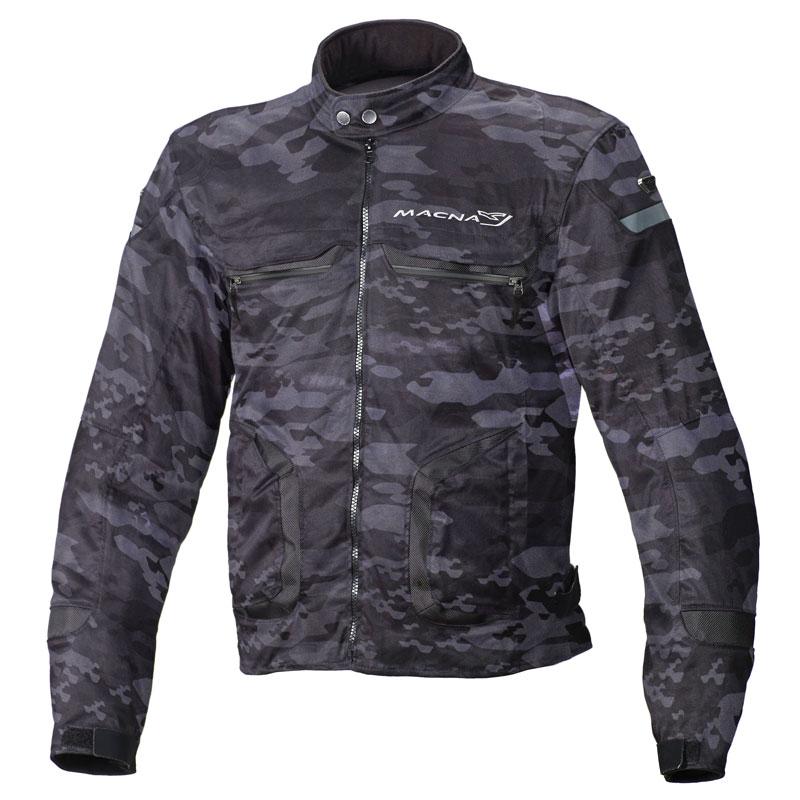 Blouson Macna Command Plus Camouflage