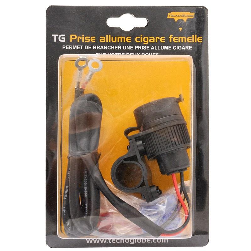 Adaptateur Allume Cigare Tecno Globe Femelle