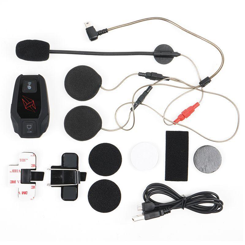 Intercom Dexter D1 EVO kit accessories