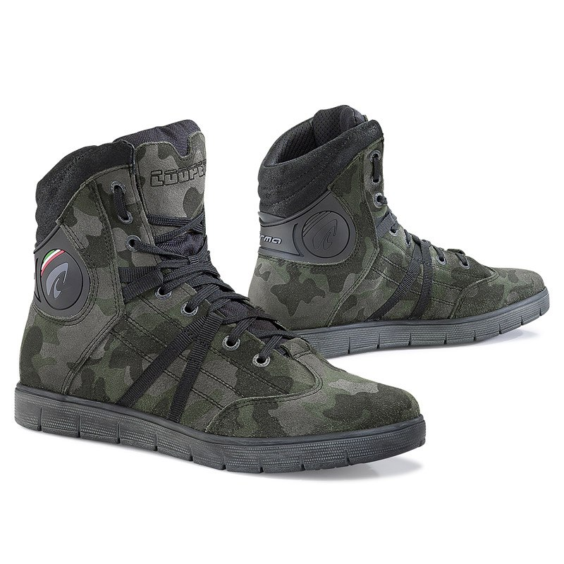 Baskets Forma Cooper Camouflage 2016