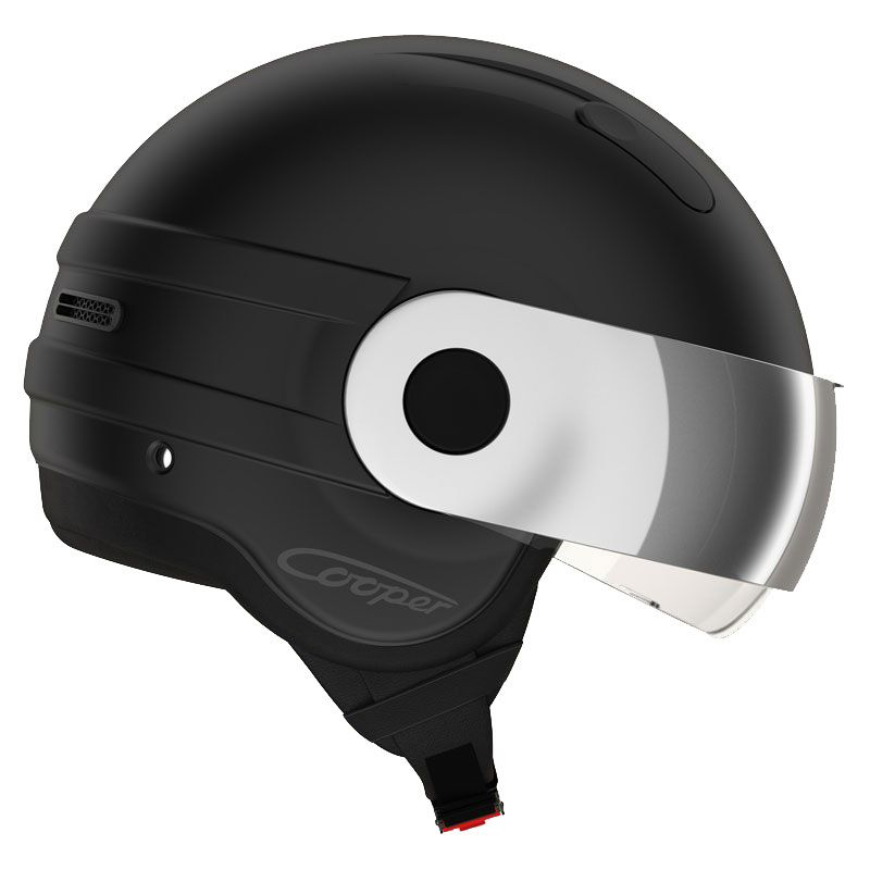 Casque Roof Ro35 Cooper Edition Limitée Blacklight