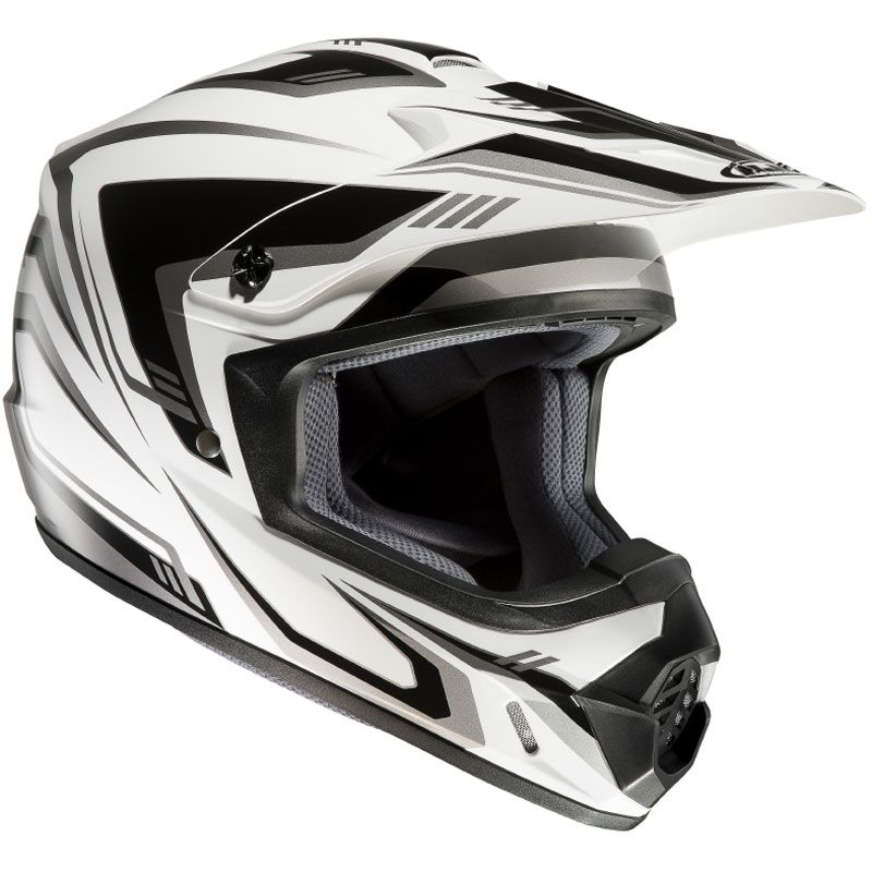 Casque Cross Hjc Cs Mx Ii - Edge