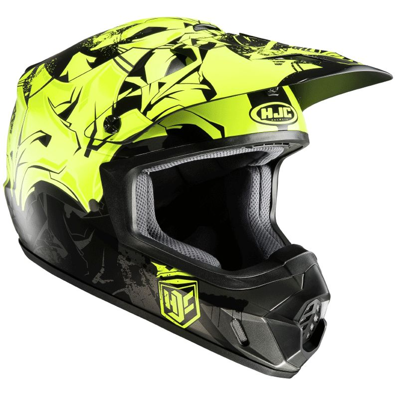 Casque Cross Hjc Cs Mx Ii - Graffed