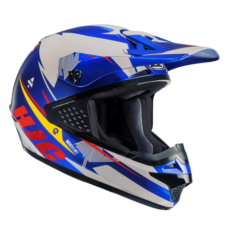 Casque Cross Hjc Cs Mx - Kenta