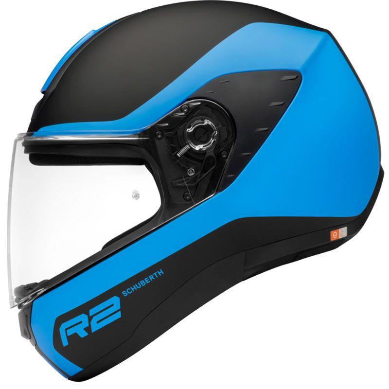 Casque Schuberth R2 Nemesis - Bleu