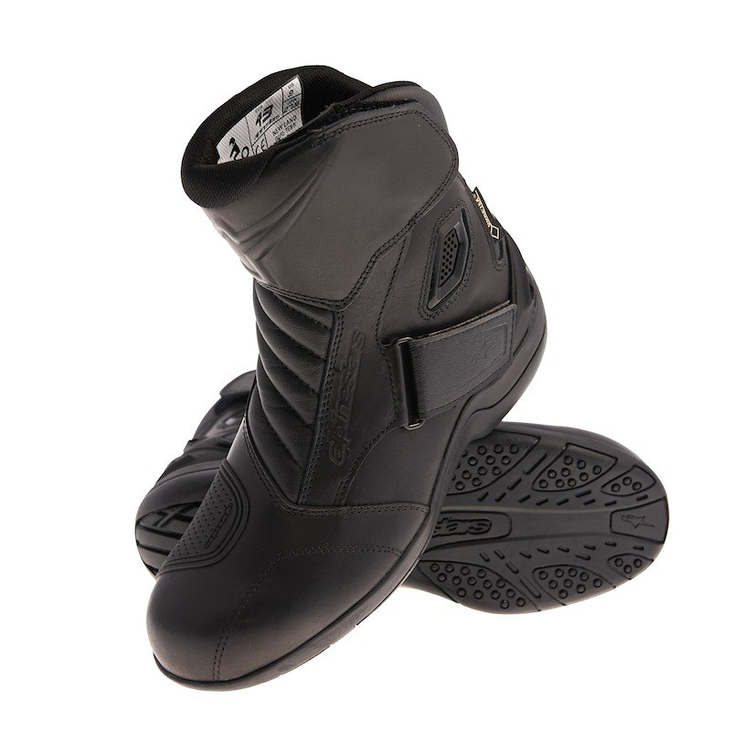 demi bottes alpinestars new land goretex boot bottes et chaussures. Black Bedroom Furniture Sets. Home Design Ideas