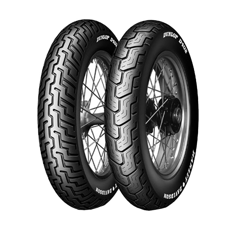 Pneumatique Dunlop D402 WW MU 85 B 16 (77H) TL