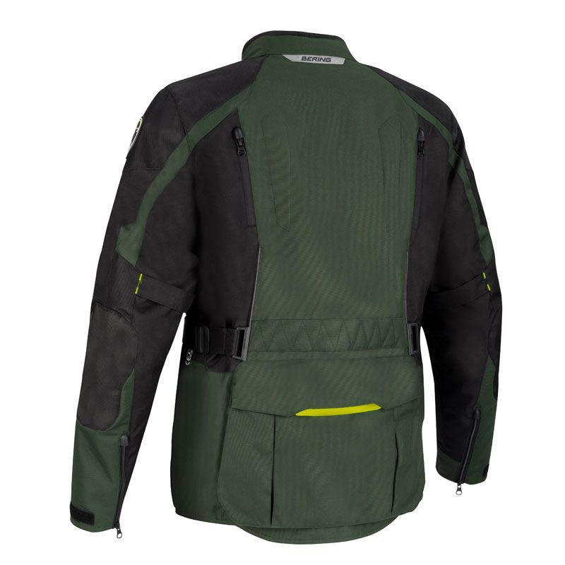 Taille : T1 Bering Dorsale SAFE TECH