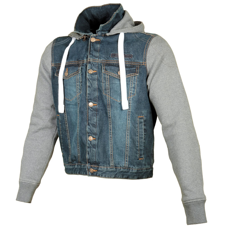 Veste Booster Denim