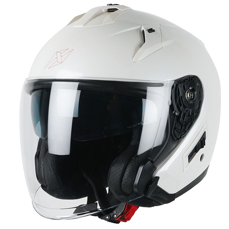 Ecran casque jet long